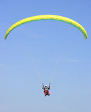 Paraglider I Royalty Free Stock Photo