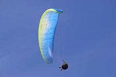 Paraglider latanie Fotografia Royalty Free
