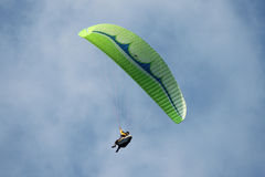 Paraglider Royalty Free Stock Photo