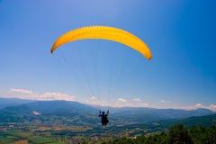 paragliders Fotografering för Bildbyråer