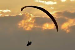 paragliding Стоковое Фото