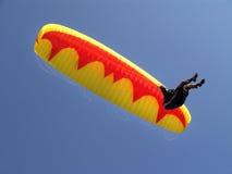 Paragliding Fotografia de Stock Royalty Free