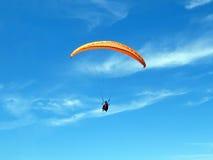 paragliding Стоковая Фотография