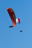 paragliding Imagem de Stock