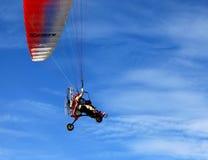 Paragliding 010 Zdjęcia Stock