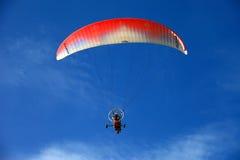 Paragliding 009 Zdjęcia Stock