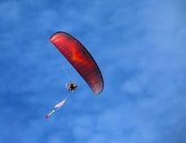 Paragliding 007 Zdjęcie Royalty Free