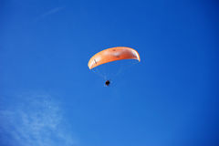 Paragliding 005 Fotografia Royalty Free