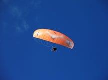Paragliding 003 Zdjęcie Stock