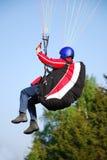 paragliding Zdjęcie Royalty Free