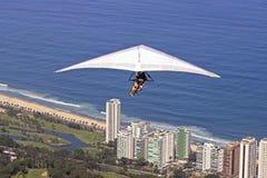 Paragliding em Rio de Janeiro Imagens de Stock