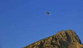 Paragliding, Fethiye, Turkey Royalty Free Stock Photography