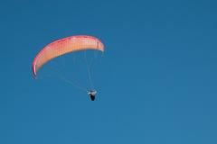 Paragliding  in Oludeniz Stock Photo