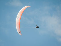 Paragliding in Oregon Stock Photography