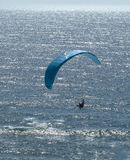 Paragliding over California 5 Stock Image