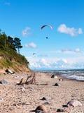 Paragliding 9 Royalty Free Stock Photo