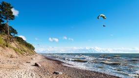 Paragliding 8 Royalty Free Stock Photo