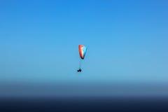 Paragliding Południowa Afryka Fotografia Stock