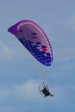 paragliding zasilał obraz royalty free