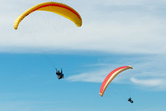 Paragliding1 Royalty Free Stock Images