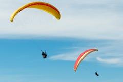 Paragliding1 Lizenzfreie Stockbilder