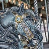 Paragon Carousel koń zdjęcie royalty free