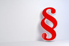 Paragraph symbol background Royalty Free Stock Image