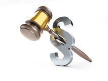 Paragraph Symbol law Royalty Free Stock Photo