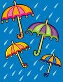 Paraguas stock de ilustración