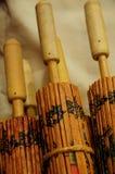 Paraguas chino Imágenes de archivo libres de regalías