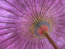 Paraguas colorido Fotos de archivo