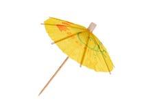 Paraguas del coctel fotografía de archivo