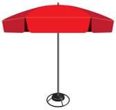 Paraguas industrial grande libre illustration