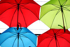 Paraguas, lluvia Foto de archivo libre de regalías
