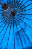 Paraguas tailandeses Imagen de archivo libre de regalías