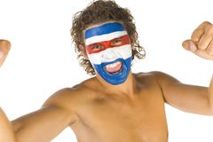 Paraguay forever! Stock Image