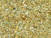 Paraguayan yerba mate tea texture background stock photos