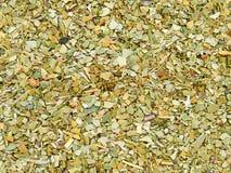 Paragwajskiego yerba szturmanu tekstury herbaciany tło zdjęcia stock