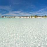 Paraiso beach in Cayo Largo island Stock Images