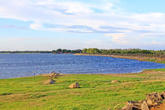 Parakrama Samudra, Polonnaruwa Sri Lanka royalty free stock photography