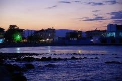 Paralia Grécia foto de stock royalty free