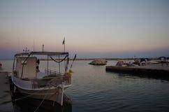 Paralia Katerini Griechenland Lizenzfreies Stockbild