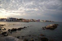 Paraliaketerini Griekenland Stock Foto's