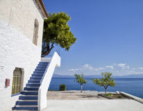 Paralio Astros in Peloponnese, Greece Royalty Free Stock Photography