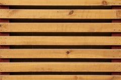 Parallèle en bois Photo stock