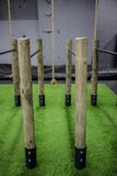 Parallel bars Royalty Free Stock Photo