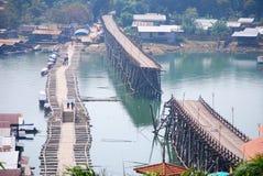Parallel bridge Stock Photography