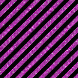 Parallel Diagonal lines. Pink sequins. Stars. Stock Photo
