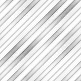 Parallel Gradient Stripes. Abstract Geometric Background Design. Seamless Monochrome Pattern Royalty Free Stock Photography