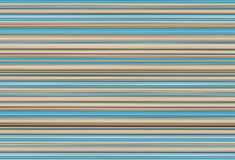 Parallel lines blue beige lines parallel symmetrical geometric background texture Royalty Free Stock Photo